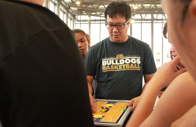 PH women's coach Pat Aquino appeals to 'Perlas Pilipinas' members to attend tryouts