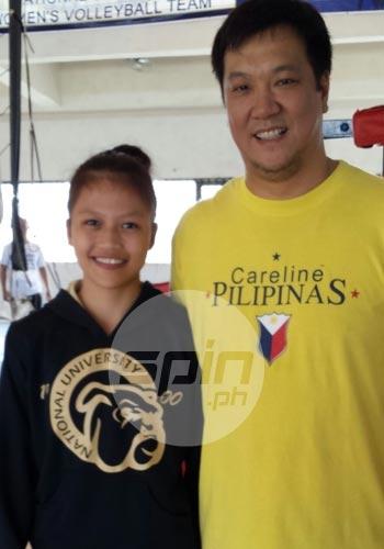 NU coach Patrick Aquino to call shots for PH women's basketball team in SEA Games