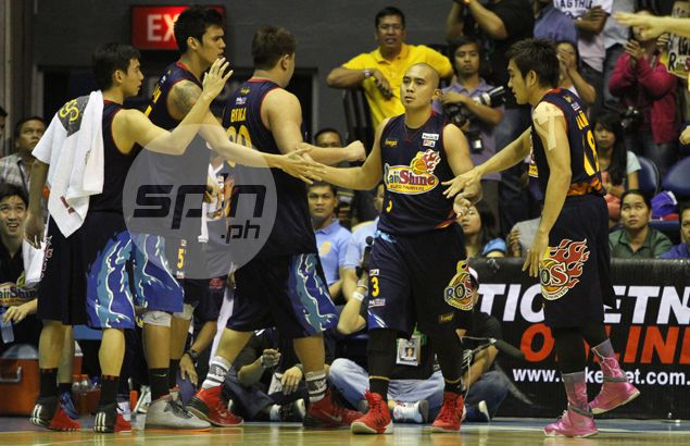 Paul Lee back to his best as Rain or Shine rips Meralco in fight-marred Davao game