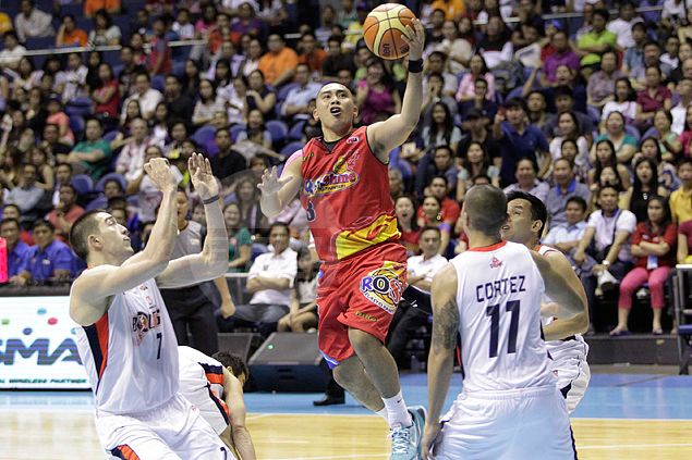 Rain or Shine back in PBA Finals after three-game sweep of resolute Meralco
