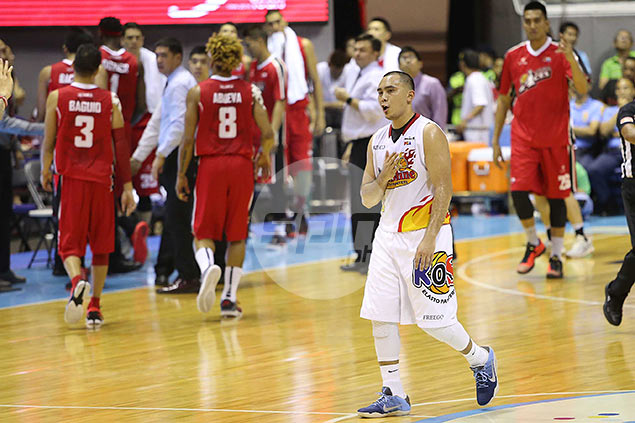 Guiao glad to see fit-agan Paul Lee reclaim role as Rain or Shine take-charge guy