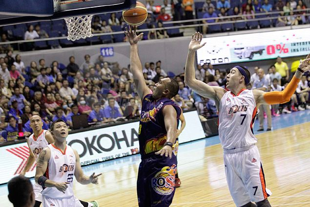 Paul Lee in race for Best Player award, but winning title for Rain or Shine still top priority