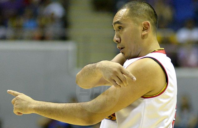 Paul Lee explains why games against 'favorite team' Ginebra never fail to bring out best in him