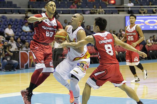 KIA Motors left to eat dust in PBA as Rain or Shine at last regains shooting touch