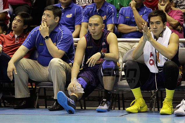 Rain or Shine star Paul Lee shrugs off latest setback as injury jinx continues