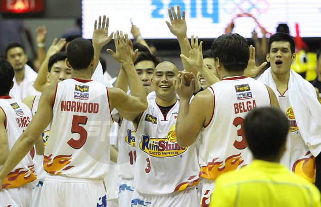 Subdued Chongson ready to bury hatchet as Paul Lee, Rain or Shine heal wounds after messy negotiations