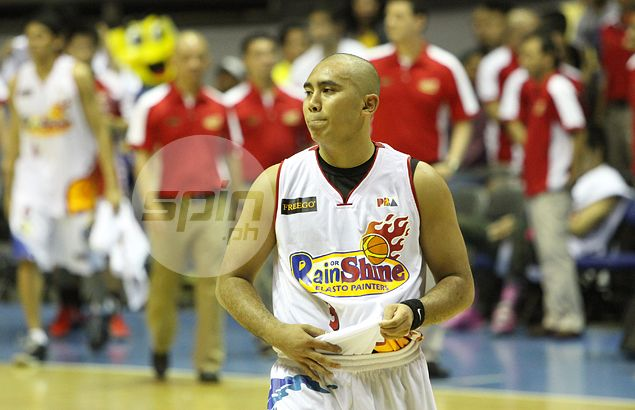Paul Lee wants out of Rain or Shine, expresses desire to be traded, says adviser