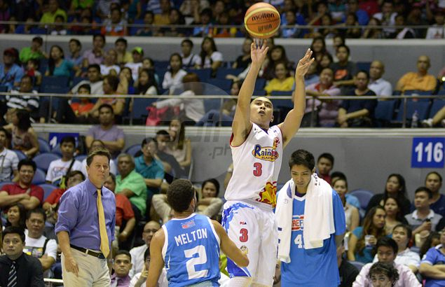 Paul Lee says 'hungry' Rain or Shine keen to complete unfinished business