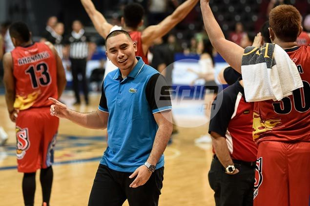Yeng Guiao says Paul Lee excited to rejoin Rain or Shine in time for semis playoff vs SMB