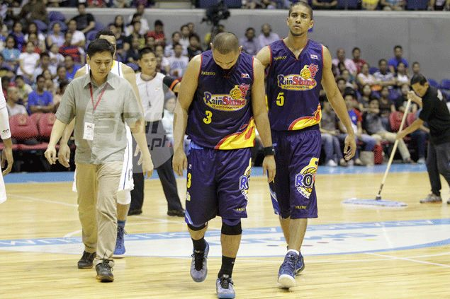 Is there reason to doubt Paul Lee's loyalty to Rain or Shine? Officials, trainers give take