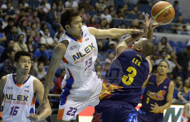 Paul Lee denies NLEX a famous win as he rescues Rain or Shine in thrilling finish