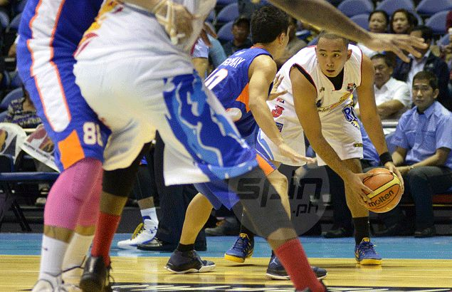 Paul Lee delivers killer blows in endgame as Rain or Shine survives NLEX fightback