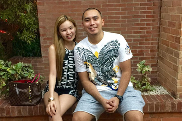 WAGS Series: Paul Lee's fiancee adores 'soft side' of tough Angas ng Tondo