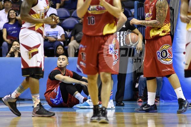 Paul Lee left befuddled after getting whistled for four quick fouls in third quarter