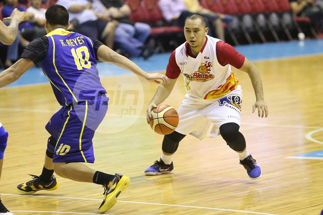 Rain or Shine star Paul Lee refuses to blame weight issue for latest injury scare