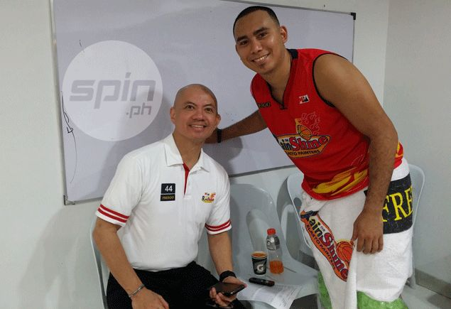 Paul Lee's impressive play his way of reaffirming loyalty to Rain or Shine after contract drama