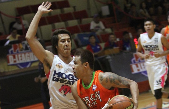 Hog's Breath leans on Joseph Terso's heroics to pull off OT win over Boracay Rum