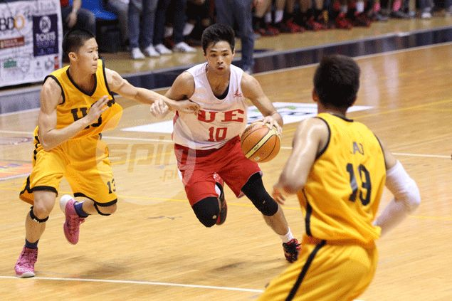 UE Red Warriors prove there's life after Sumang, clip UST Tigers in Filoil Cup debut