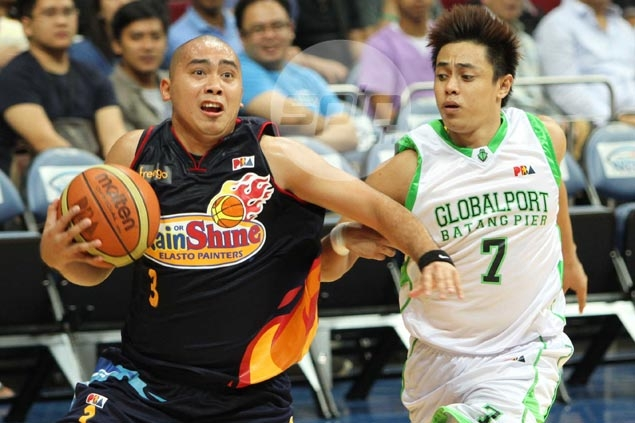 Top official of MVP group denies any move to pursue wantaway Rain or Shine star Paul Lee