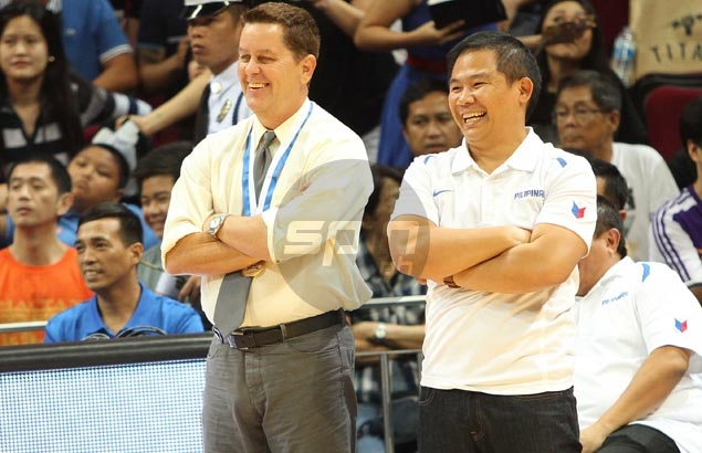Cone says returning coach Chot Reyes has 'clearest vision of what makes Gilas successful'