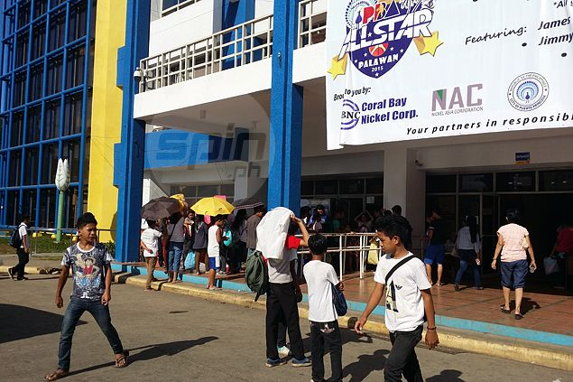 Palawan fans get chance to watch PBA All-Star festivities for free, help save environment