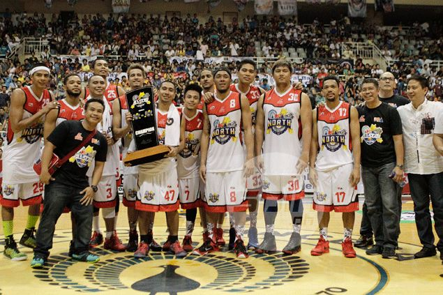 Terrence Romeo surprised to win MVP plum, admits Abueva energy the catalyst for North All-Stars win