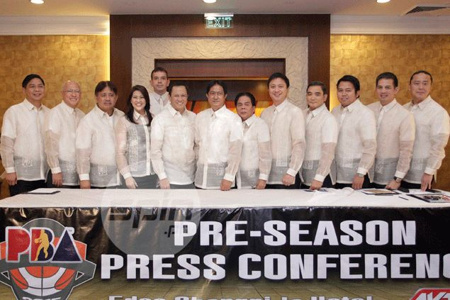 Usual suspects: League officials tag SMC teams, Talk 'N Text, Rain or Shine as favorites in unofficial poll