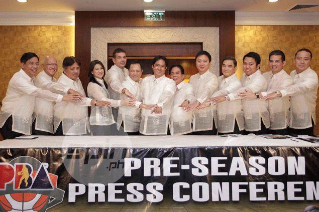 San Mig, Ginebra, SMB, Rain or Shine resist change, put premium on chemistry ahead of new PBA season