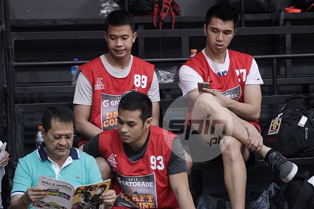 Projected first-rounders Art dela Cruz, Scottie Thompson sit out PBA Combine due to injuries