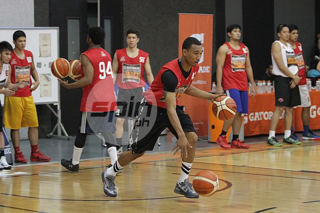 Versatility is Chris Newsome's trump card as he weighs place in PBA draft order
