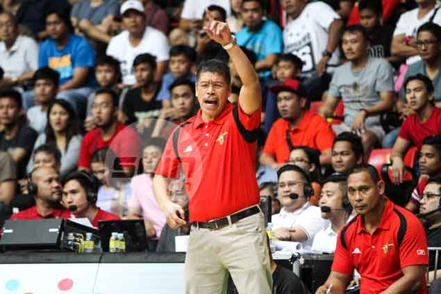 Leo Austria to under-siege San Miguel ahead of Game 4: 'Let's be professionals'