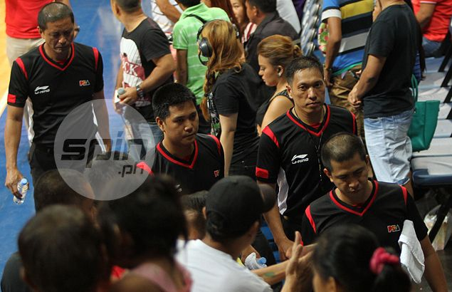 PBA officiating is first order of business for incoming commissioner Chito Narvasa