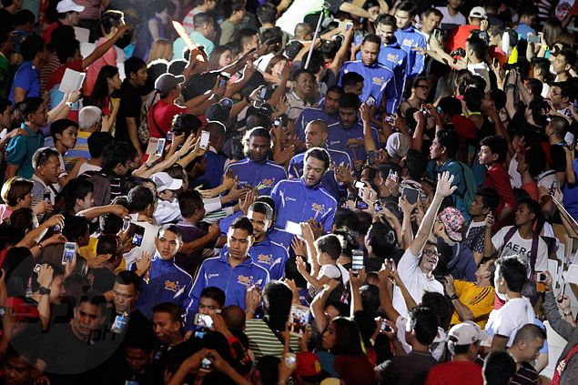 Ticket demand for opening day expected to perk up after PBA goes all out for Gilas