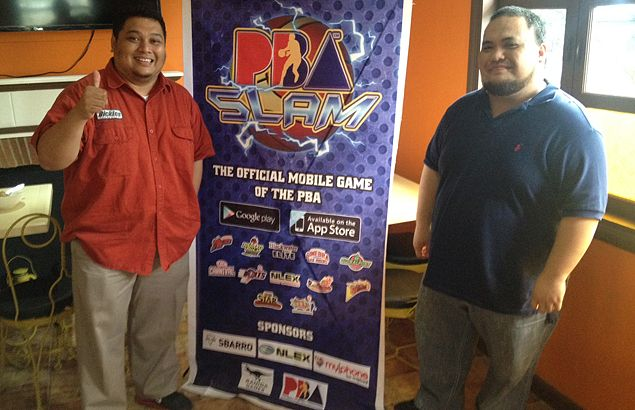 Local basketball fans can now play PBA Slam video app on smartphones,tablets for free