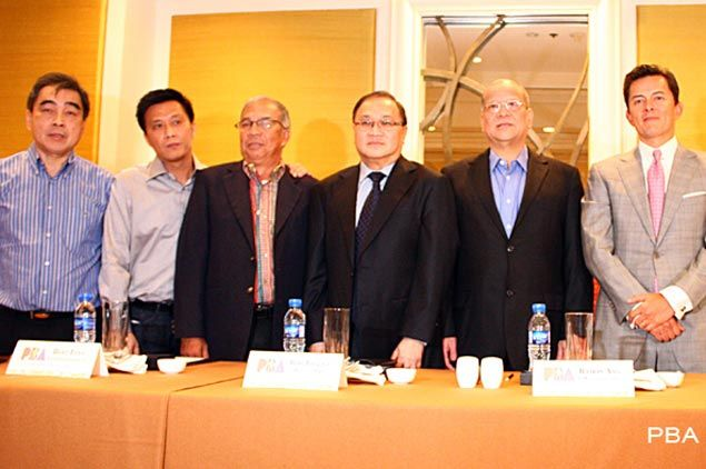 Nickel Asia offers to back Gilas in bid to avert wranglings among PBA stakeholders