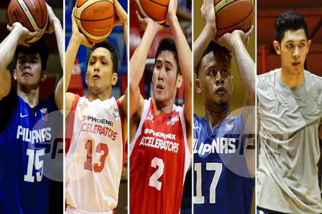 Ginebra, Phoenix stand to lose the most if Gilas cadets skip PBA rookie draft