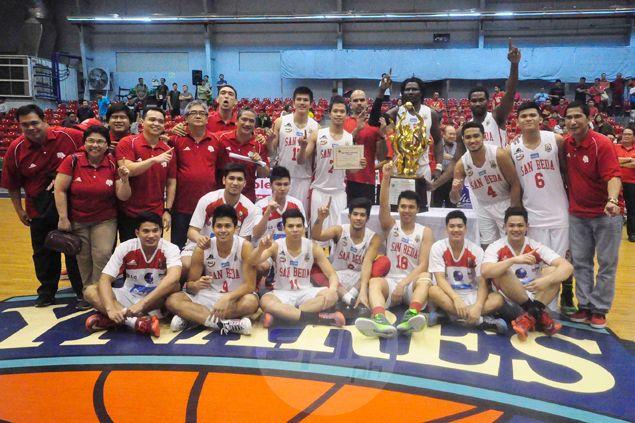 San Beda sweeps La Salle to rule Philippine Collegiate Champions League