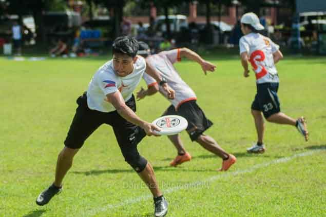 Peng Manlapaz explains how a flying disc helps him #BeComplete