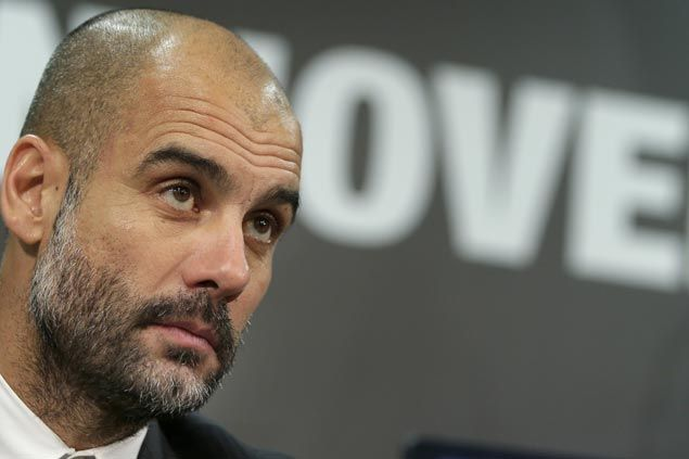 Pep Guardiola to take over Manuel Pellegrini as manager for Manchester City