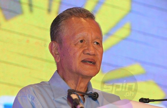 Peping Cojuangco brushes aside age-bashing, again focuses on national training center plans