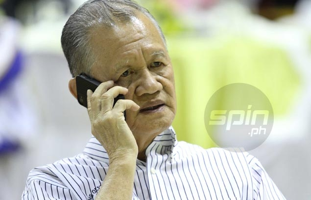 Peping Cojuangco set for fourth term as POC president after Vargas petition for TRO denied