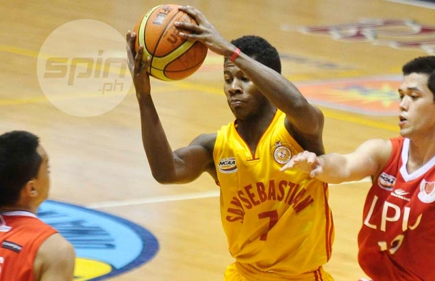 San Sebastian Stags snap out of long losing spell, overwhelm Lyceum Pirates
