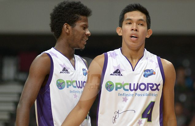 Stags star CJ Perez silent on reason behind decision to move to Blue Eagles' nest