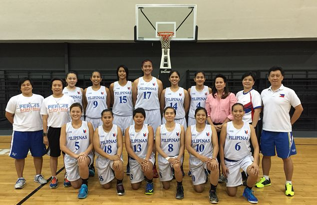Perlas Pilipinas manager cries foul over SBP decision to disband national women's cage team, call for new tryouts