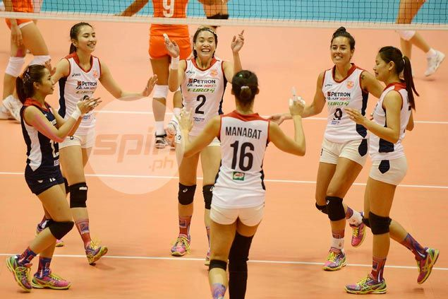 Petron blazes trail to Super Liga semifinals after emphatic win over Meralco