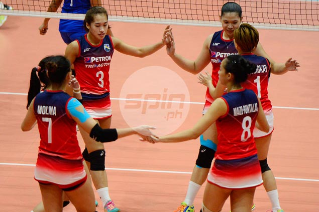 Petron brings down skidding RC Cola, sets up PSL semis showdown with F2 Logistics