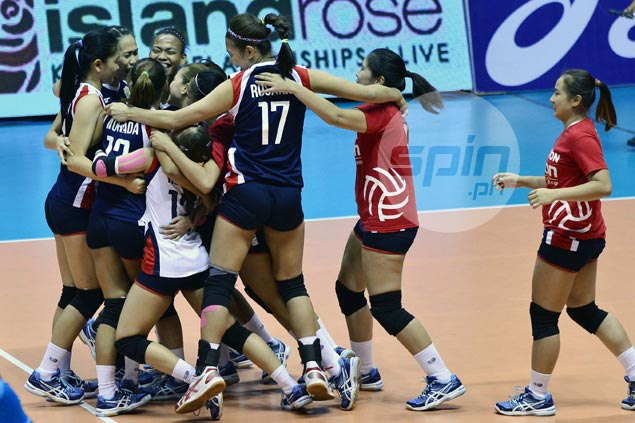 Petron ace Aiza Maizo-Pontillas simply won't run out of gas in thrilling PSL win over RC Cola