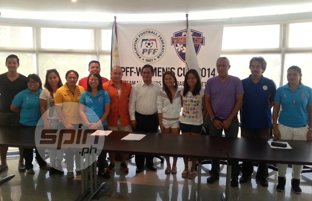 Chance for new Malditas discoveries as PFF launches maiden Women's Cup