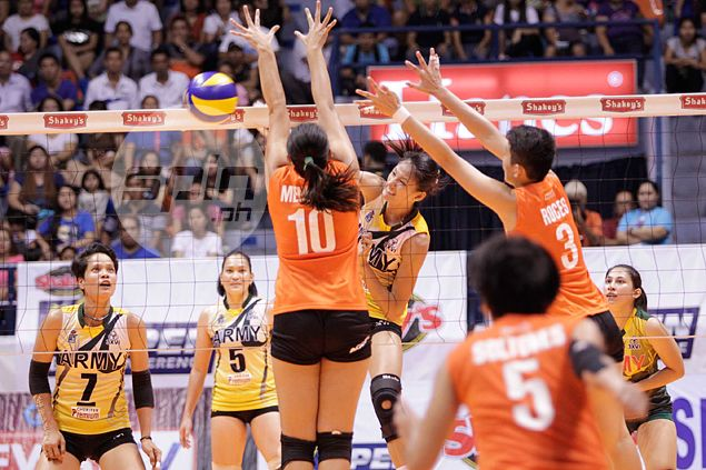 Army's 'Big Three' have all guns blazing, admits PLDT coach Roger Gorayeb