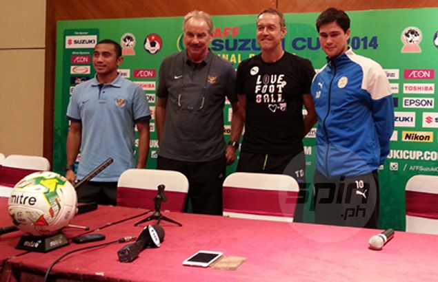 Vengeance not Azkals motivation against nemesis Indonesia, insists Phil Younghusband